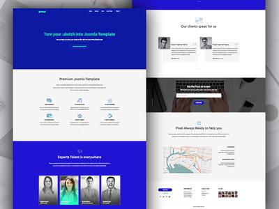 GROWUP Homepage