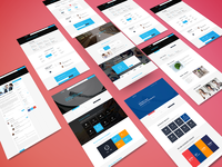 Perspective app psd showcase copy