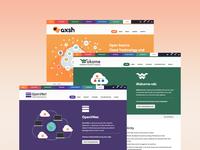 Axsh Website