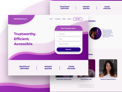 Landing Page - Day 003