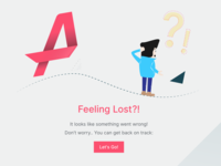 404 Page design for my website