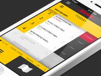 DHL Concept App