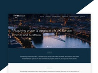 Stonebridge Investment Holdings - Website