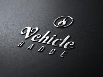 Vehicle Badge Mock-Up by Benny K on Dribbble