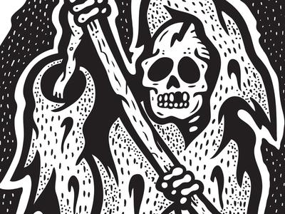 'Reaper' Artwork