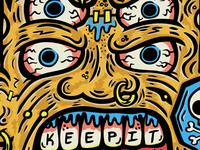 Tiki-Kreep