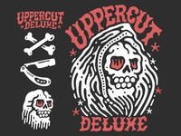 UPPERCUT DELUXE: Shirt Design