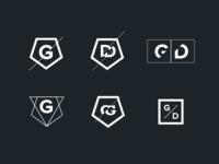 DGDA Logo options V2
