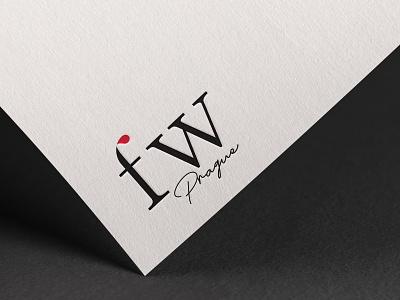 Logo for Fashion Week fashionshow show designer paper fashionweek fashion logo design
