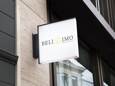 Logo for an Italian restaurant. italian food branding italian restaurant minimalisticlogo sign pasta italian italianrestaurant vector logo illustration design