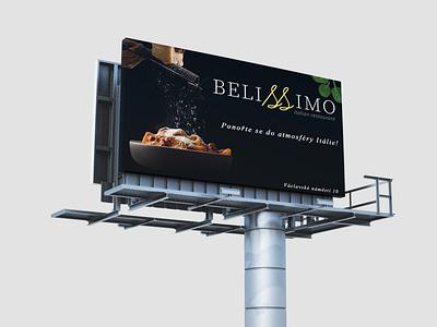 Billboard like folow parmesan pasta reset restaurant likeforlike like button likes follow me fashion branding billboard billboard design corporate identity corporate design design