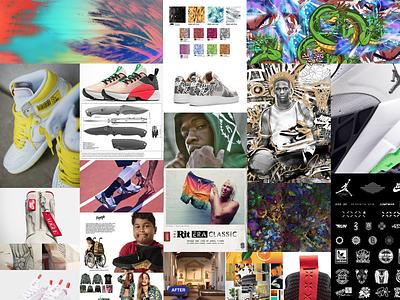 DESIGN OVERVIEW B RICK MADERIS apparel footwear logo illustrator illustration icon graphic design design branding