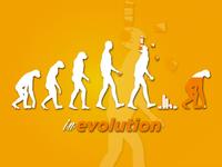 inEvolution - Tshirt design
