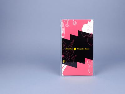Unfolding design texture ipad pro abstract anime poster illustration unfolding