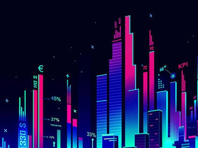 adobe cannes lions awards 2 neon city data lions cannes event poster adobe illustration