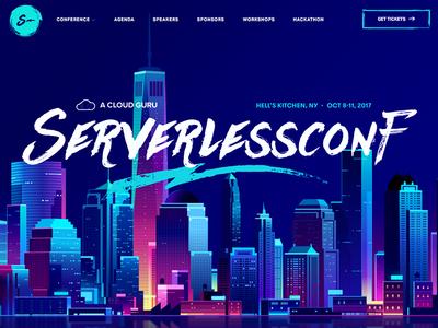 serverlessconf tokyo web