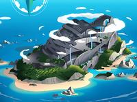 Puma island