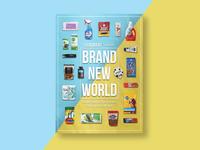Brand New World - Cover Design