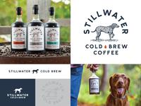 Stillwater Cold Brew - Branding