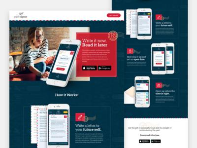 Paper Capsule App Site
