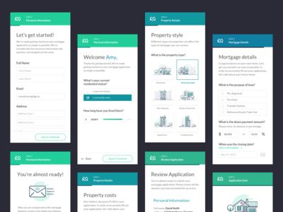 Moregidge - Mobile Application