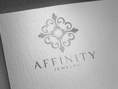 Jewelry Logo Design classic brand design golden brand identity feminine logo beauty logo jewelry logo vintage logo luxury brand luxury logo branding logo design