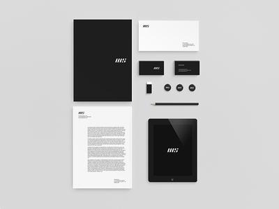 Personal Identity branding logo design identity logotype visual brazil brand art typography type personal stationery