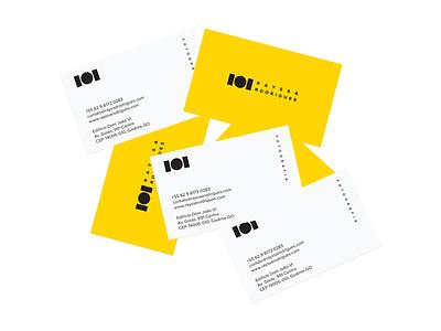 Rayssa Rodrigues / Business Cards card business wedding photo branding photography brand brazil identity design logo