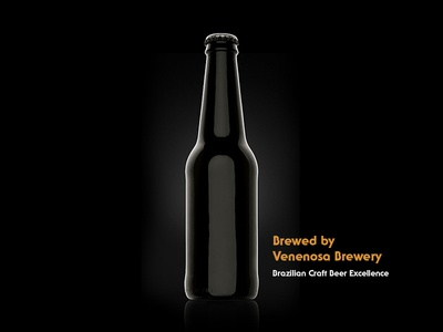 Venenosa Beer   Limited Edition beer craft logotype typography snake packaging hop poison