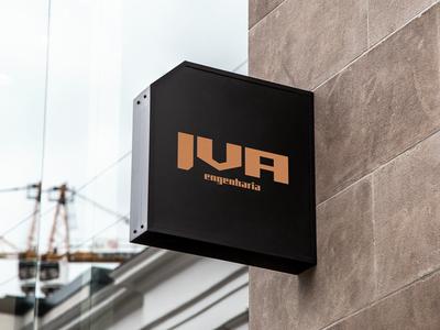 JVA Engineering photography design typography logo monogram brand branding engineering