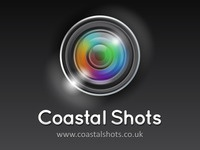 Coastal Shots Camera Lens Logo