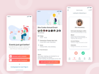 Eventlift - Networking App