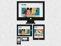 Responsive Web - Display Devices