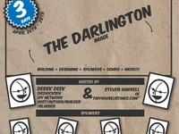 The Darlington Workshop Poster