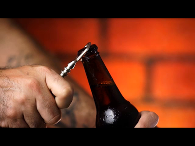 Video animation for beer design label branding animation video