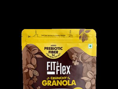 Buy Choco Almond cookies Online   Granola India healthy breakfast granola granola bars