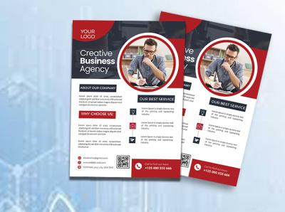 Marketing Business Flyer creative flyer design graphics design poster design marketing business flyer brochure design flyer handout social media flyer poster corporate business flyer print design leafleat design