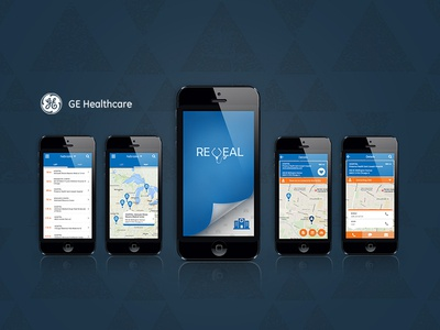 GE Healthcare – iOS app
