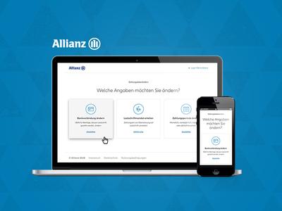 Allianz Deutschland – RWD