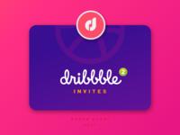 Dribbble Invites 2