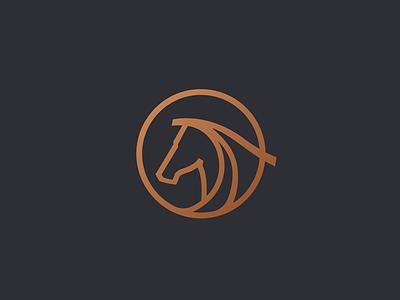 Horse Logo icon animal speed fast restaurant food italy roma company business studio logotype design head symbol identity mark strong unique icon horse brand book branding animal logo