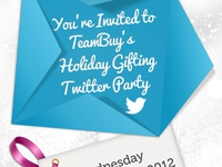 Twitter Holiday Invite