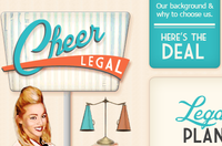 Cheer Legal - Site in Progress