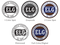 ELG Logo Versions