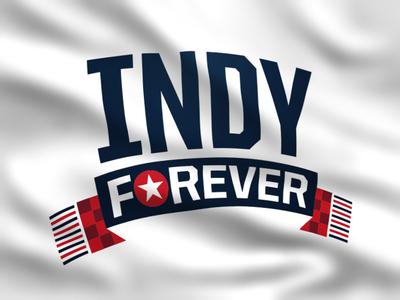 Indy Forever soccer indianapolis nasl sports design