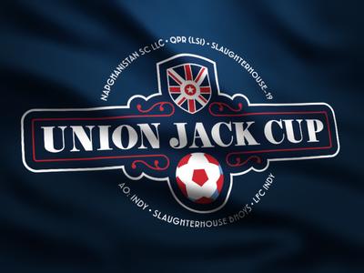 Union Jack Cup fusal union jack soccer