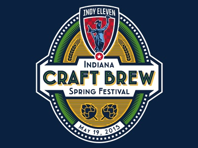 Indiana Craft Brew Spring Festival indianapolis beer craft beer indy eleven soccer nasl