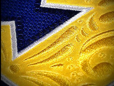 Sweden Jersey Detail sweden adidas hockey