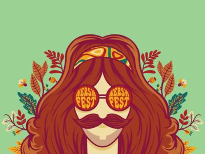 Nershfest Hippy