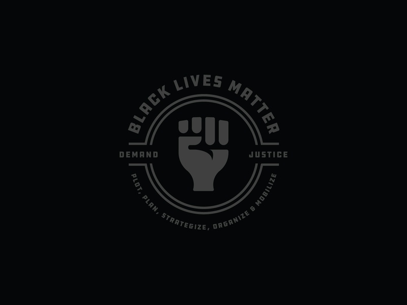 Black Lives Matter resist social justice fist badge minnesota minneapolis blacklivesmatter black lives matter